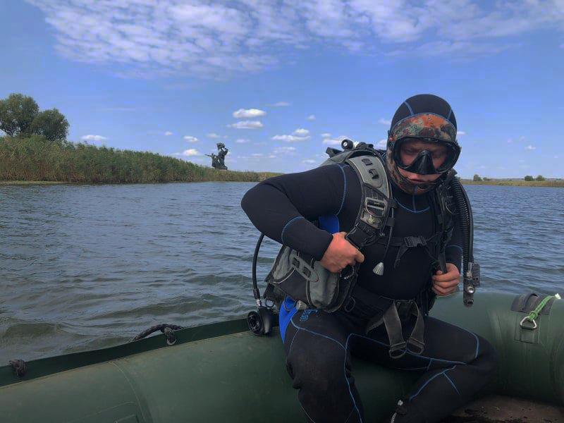 В Николаеве нашли мину, а в реке у Ковалевки - артснаряд (ФОТО) 15