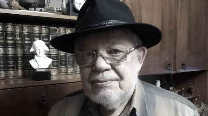 Умер известный николаевский историк и археолог Игорь Смирнов