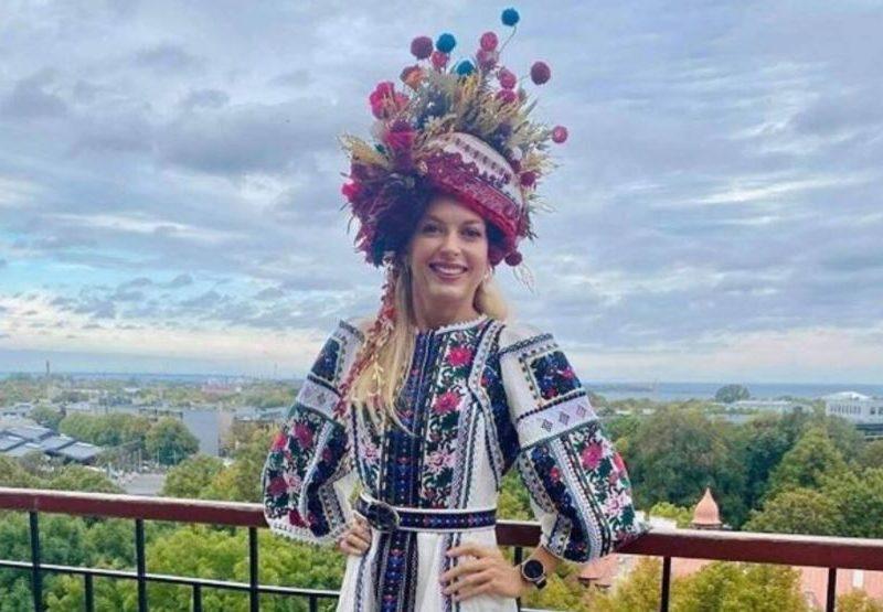 Мисс Европа. Украинка признана самой красивой мамой ЕС (ФОТО)
