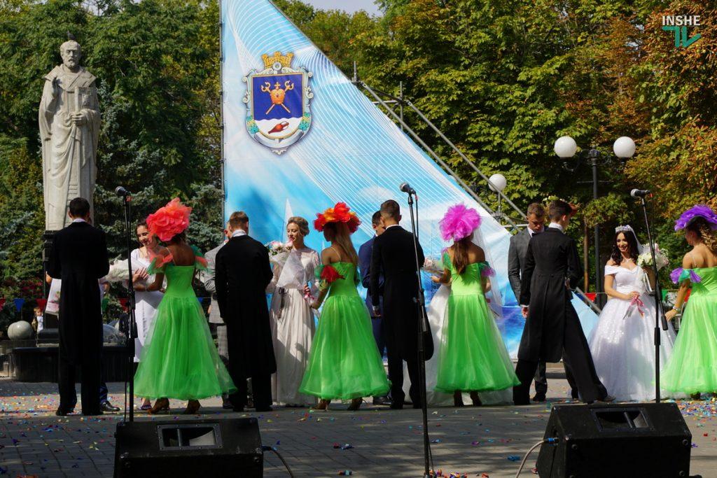 232-й день рождения Николаева: поздравление молодоженов, выставка-ярмарка и очень мало празднующих (ФОТО, ВИДЕО) 17