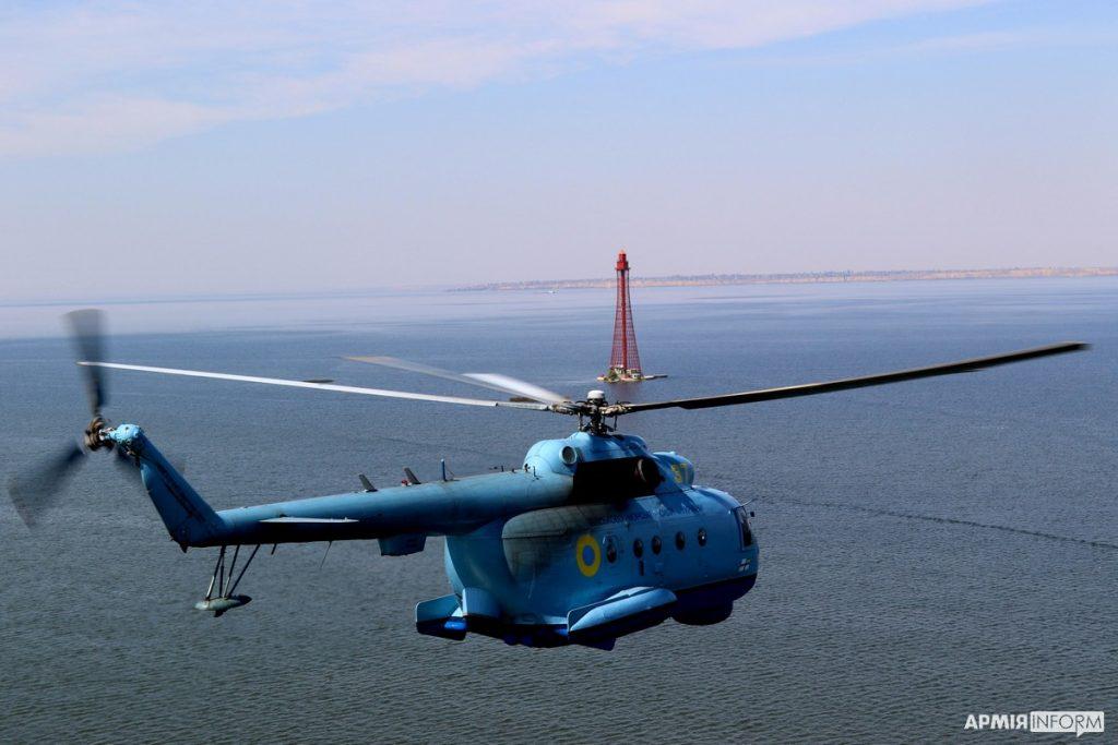 Николаевские морские авиаторы нанесли огневой удар в акватории Черного моря (ФОТО, ВИДЕО) 17