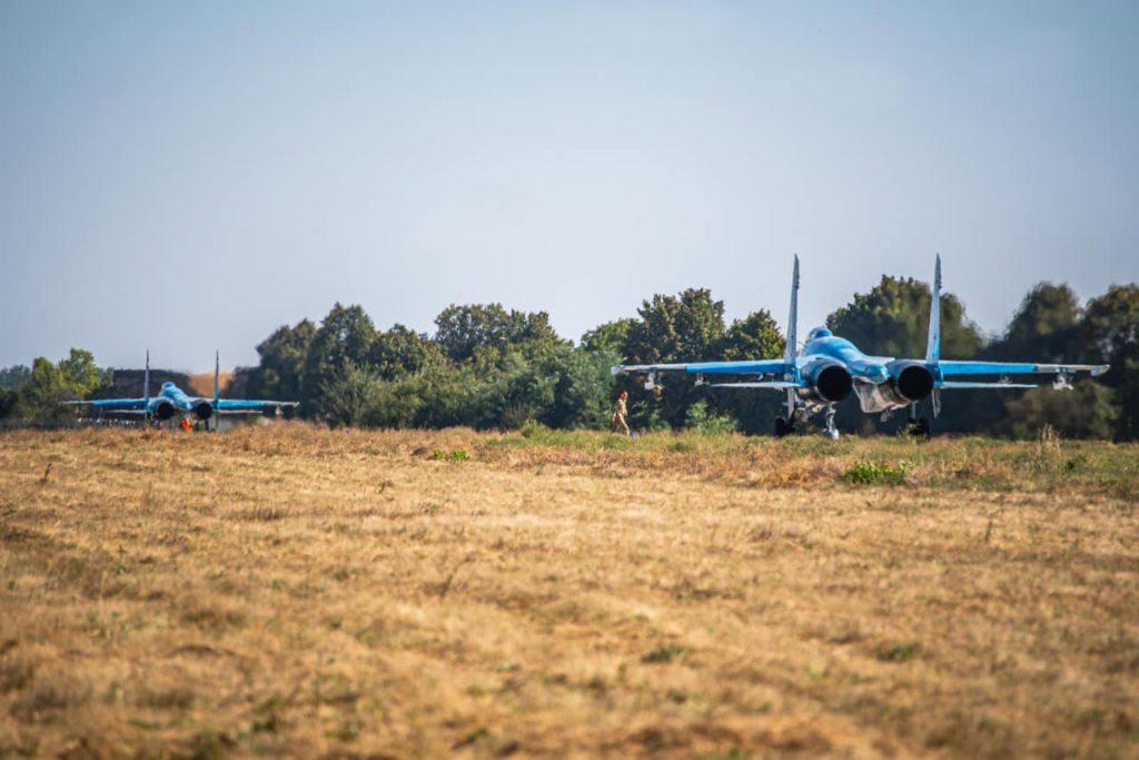 На Николаевщине авиаторы провели практические пуски авиационных управляемых ракет класса «воздух-воздух» (ФОТО) 19