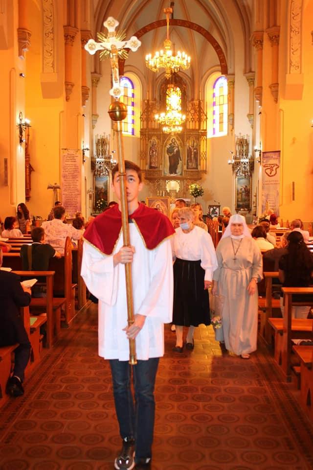 Католический храм в Николаеве, отметивший свое 125-летие, стал санктуарием святого Иосифа (ФОТО) 17