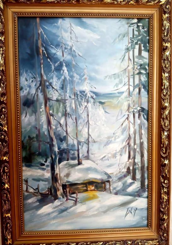 В николаевской «Етносвітлиці» открылась персональная выставка художницы Екатерины Баранюк (ФОТО) 17