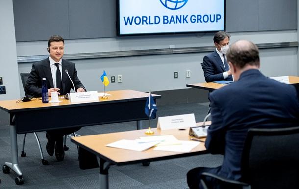 Земля-деньги-земля? Зеленский обсудил с главой Всемирного банка земельную реформу