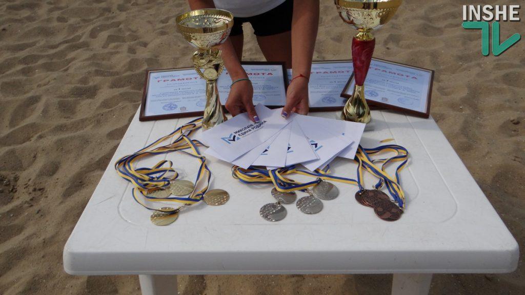 В Николаеве завершился турнир по пляжному волейболу. Победили николаевцы (ФОТО, ВИДЕО) 3