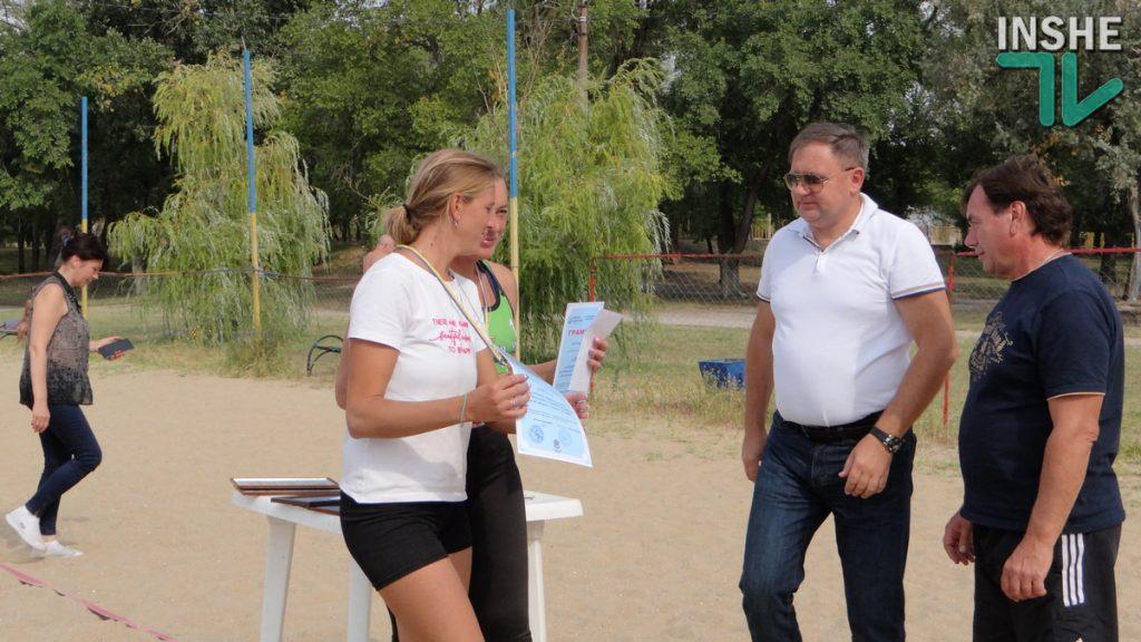 В Николаеве завершился турнир по пляжному волейболу. Победили николаевцы (ФОТО, ВИДЕО) 5