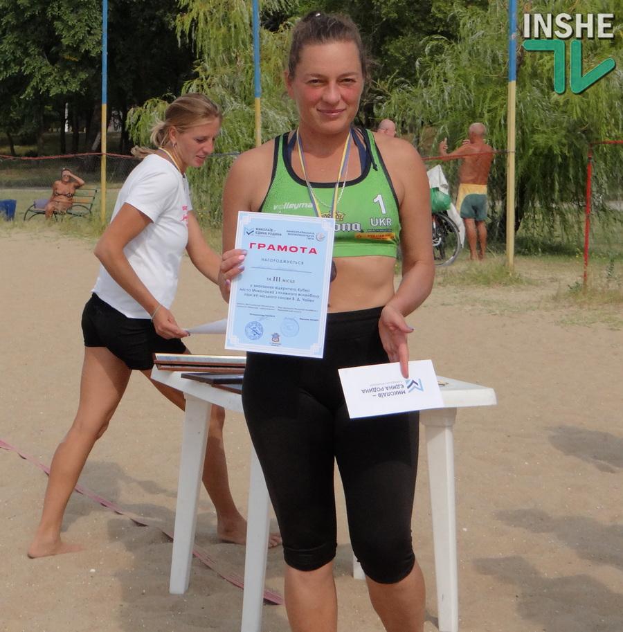 В Николаеве завершился турнир по пляжному волейболу. Победили николаевцы (ФОТО, ВИДЕО) 7