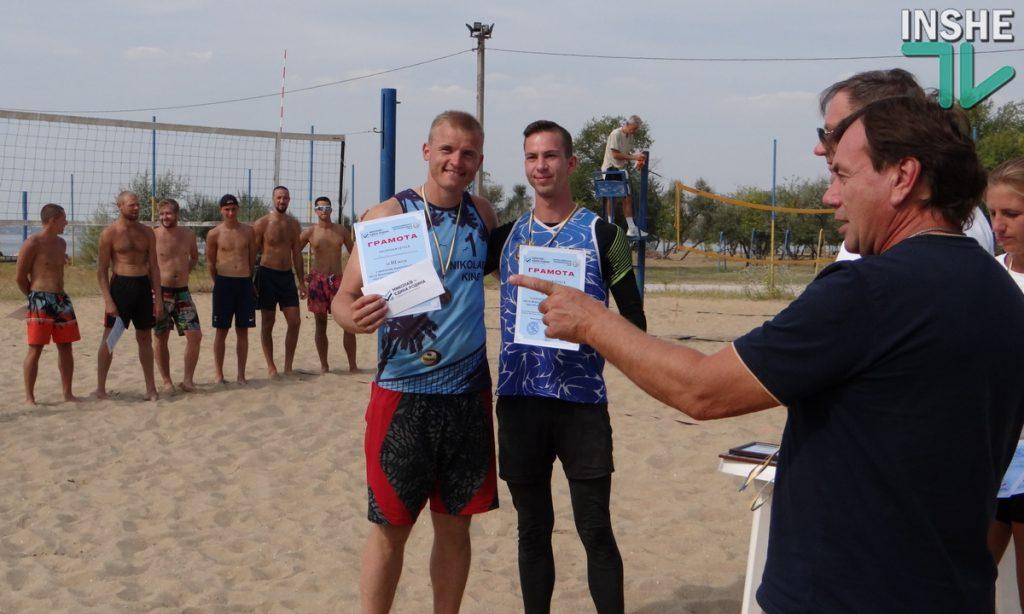 В Николаеве завершился турнир по пляжному волейболу. Победили николаевцы (ФОТО, ВИДЕО) 13