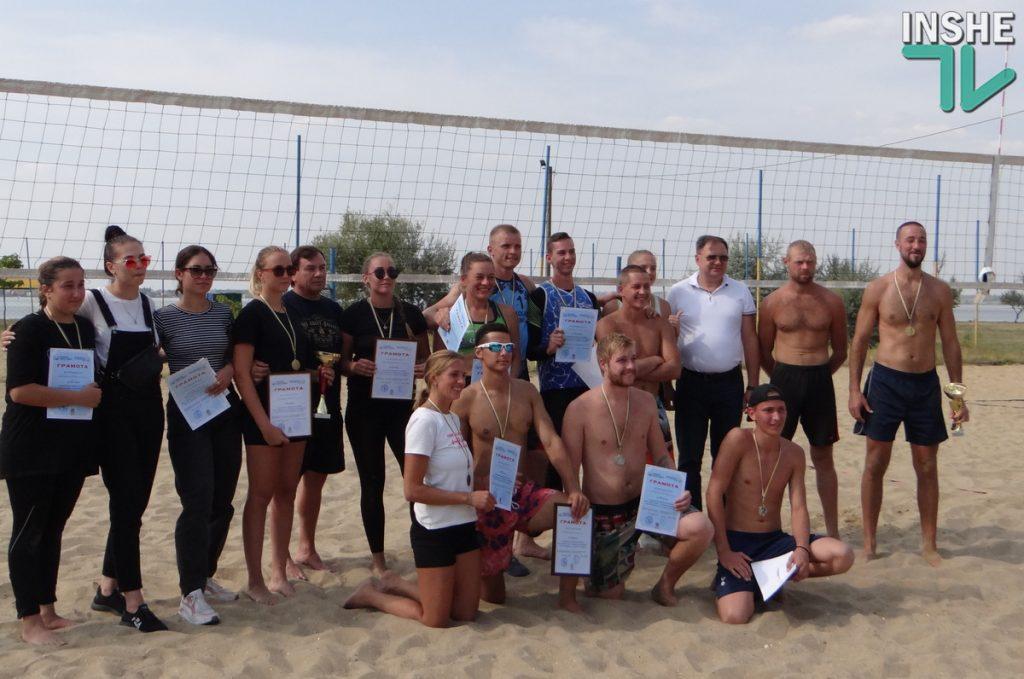 В Николаеве завершился турнир по пляжному волейболу. Победили николаевцы (ФОТО, ВИДЕО) 19