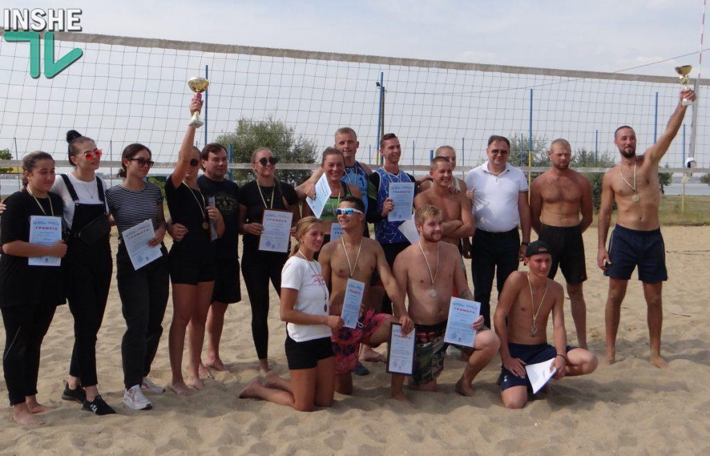 В Николаеве завершился турнир по пляжному волейболу. Победили николаевцы (ФОТО, ВИДЕО) 1