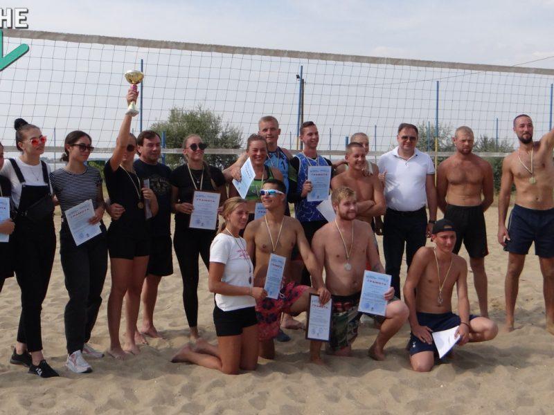 В Николаеве завершился турнир по пляжному волейболу. Победили николаевцы (ФОТО, ВИДЕО)