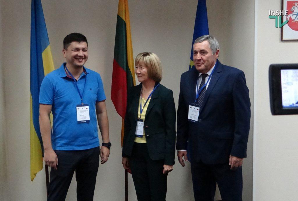 Почетным Консулом Литвы в Николаеве стал президент агрохолдинга «Agrofusion» Сергей Сыпко (ФОТО и ВИДЕО) 23
