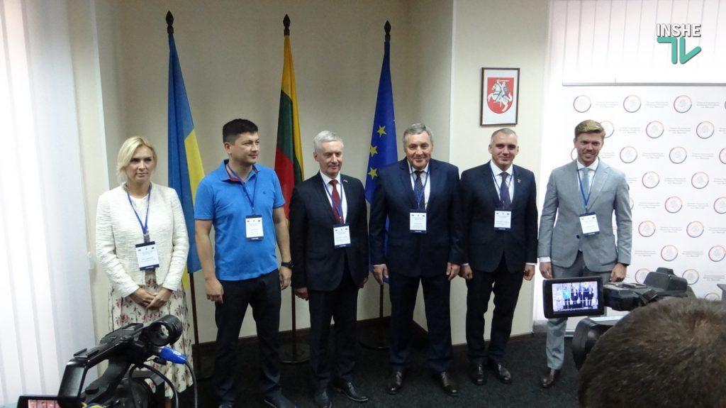 Почетным Консулом Литвы в Николаеве стал президент агрохолдинга «Agrofusion» Сергей Сыпко (ФОТО и ВИДЕО) 15