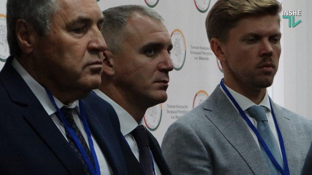 Почетным Консулом Литвы в Николаеве стал президент агрохолдинга «Agrofusion» Сергей Сыпко (ФОТО и ВИДЕО) 7