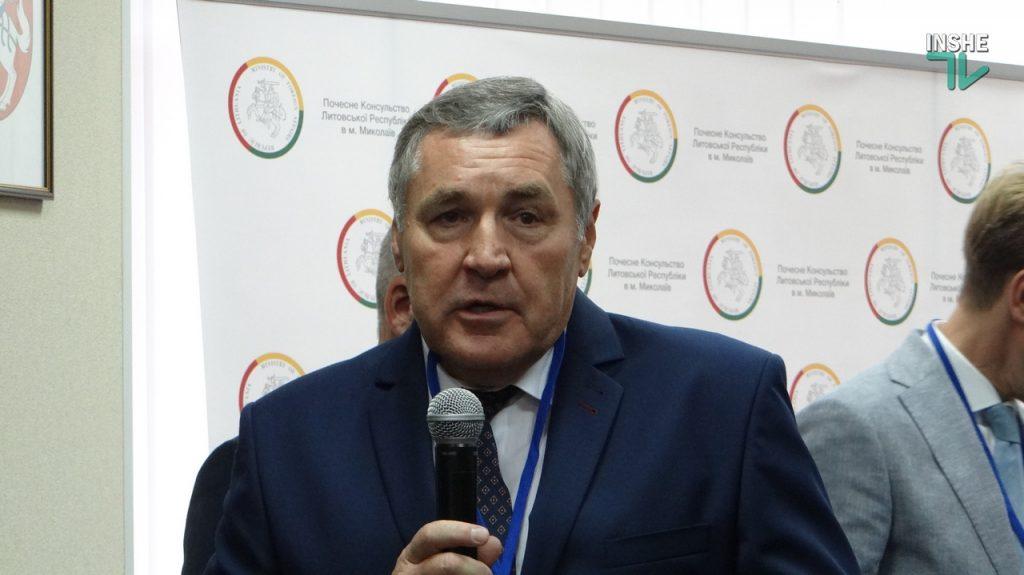 Почетным Консулом Литвы в Николаеве стал президент агрохолдинга «Agrofusion» Сергей Сыпко (ФОТО и ВИДЕО) 5