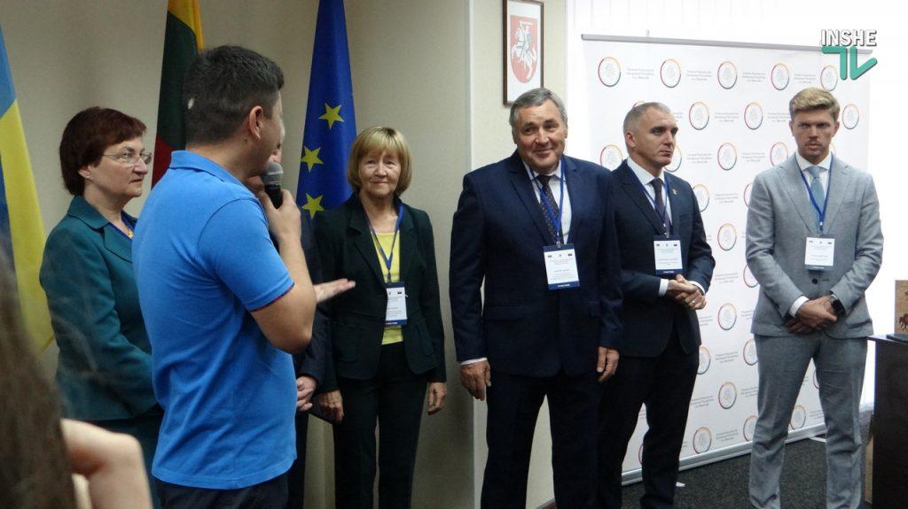 Почетным Консулом Литвы в Николаеве стал президент агрохолдинга «Agrofusion» Сергей Сыпко (ФОТО и ВИДЕО) 3
