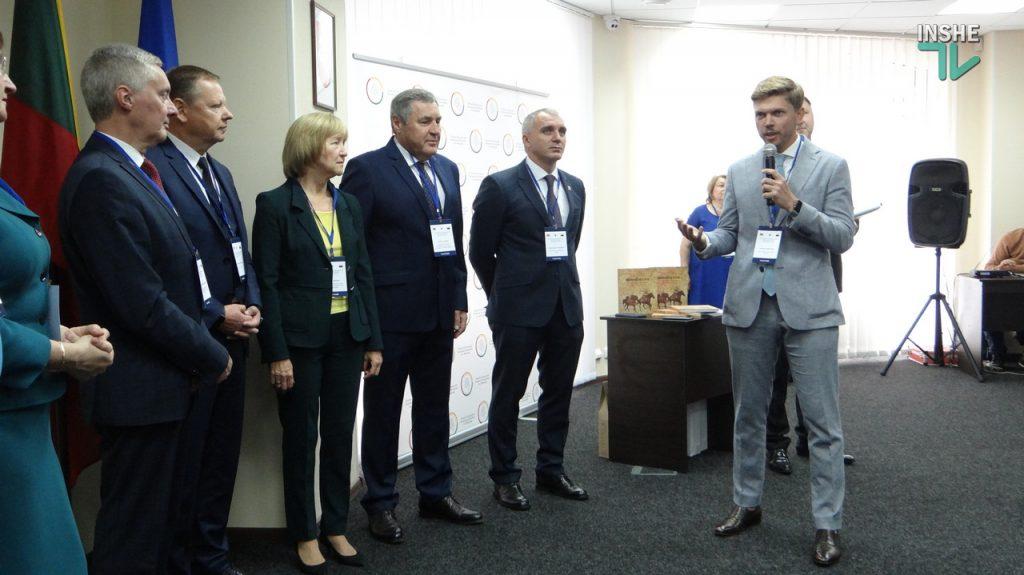 Почетным Консулом Литвы в Николаеве стал президент агрохолдинга «Agrofusion» Сергей Сыпко (ФОТО и ВИДЕО) 1