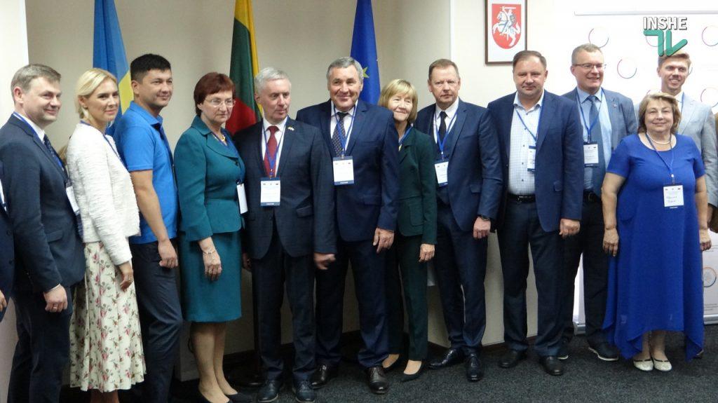 Почетным Консулом Литвы в Николаеве стал президент агрохолдинга «Agrofusion» Сергей Сыпко (ФОТО и ВИДЕО) 25