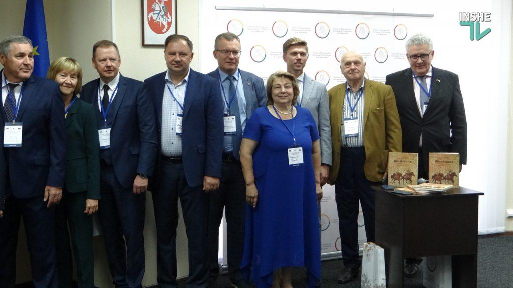 Почетным Консулом Литвы в Николаеве стал президент агрохолдинга «Agrofusion» Сергей Сыпко (ФОТО и ВИДЕО) 27