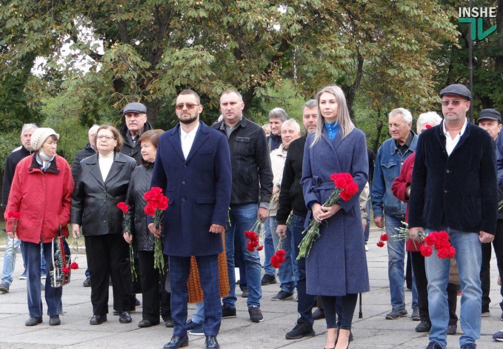 В День партизанской славы в Николаеве вспоминали подпольщиков и пионеров-героев (ФОТО, ВИДЕО) 7