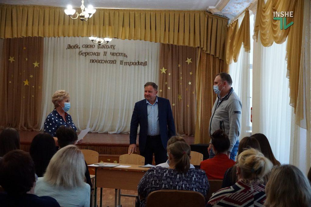 В Николаеве удалось отстоять школу №7 (ФОТО и ВИДЕО) 9