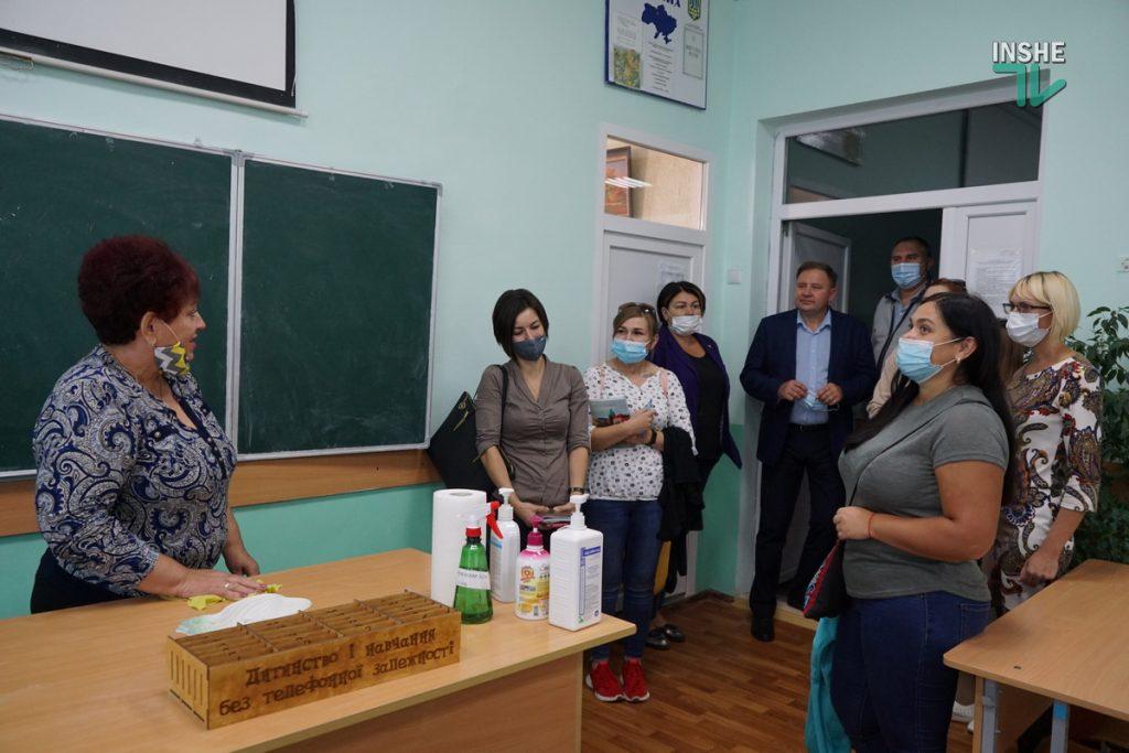 В Николаеве удалось отстоять школу №7 (ФОТО и ВИДЕО) 13