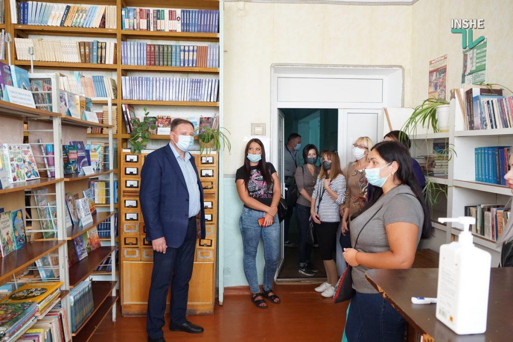 В Николаеве удалось отстоять школу №7 (ФОТО и ВИДЕО) 15