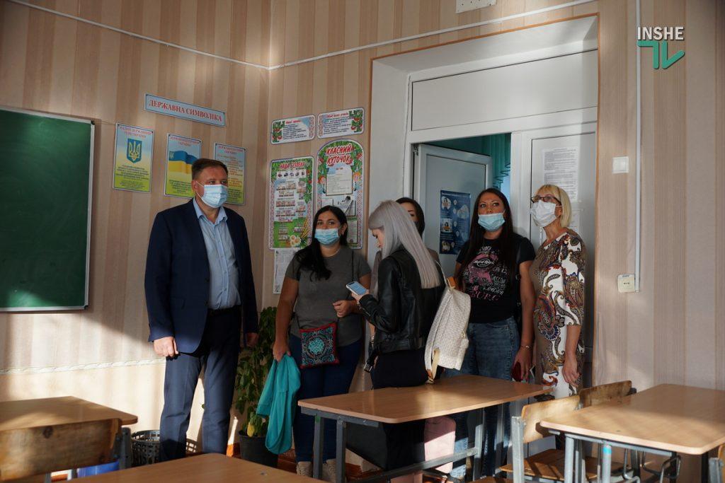 В Николаеве удалось отстоять школу №7 (ФОТО и ВИДЕО) 17