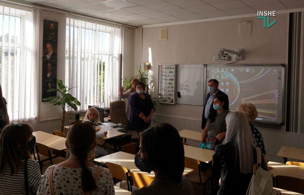 В Николаеве удалось отстоять школу №7 (ФОТО и ВИДЕО) 19