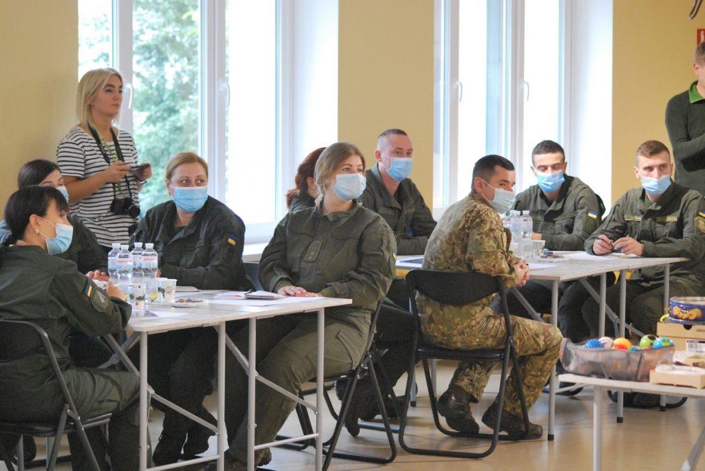 В Николаеве прошли сборы офицеров-психологов (ФОТО) 3