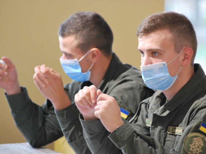 В Николаеве прошли сборы офицеров-психологов (ФОТО)