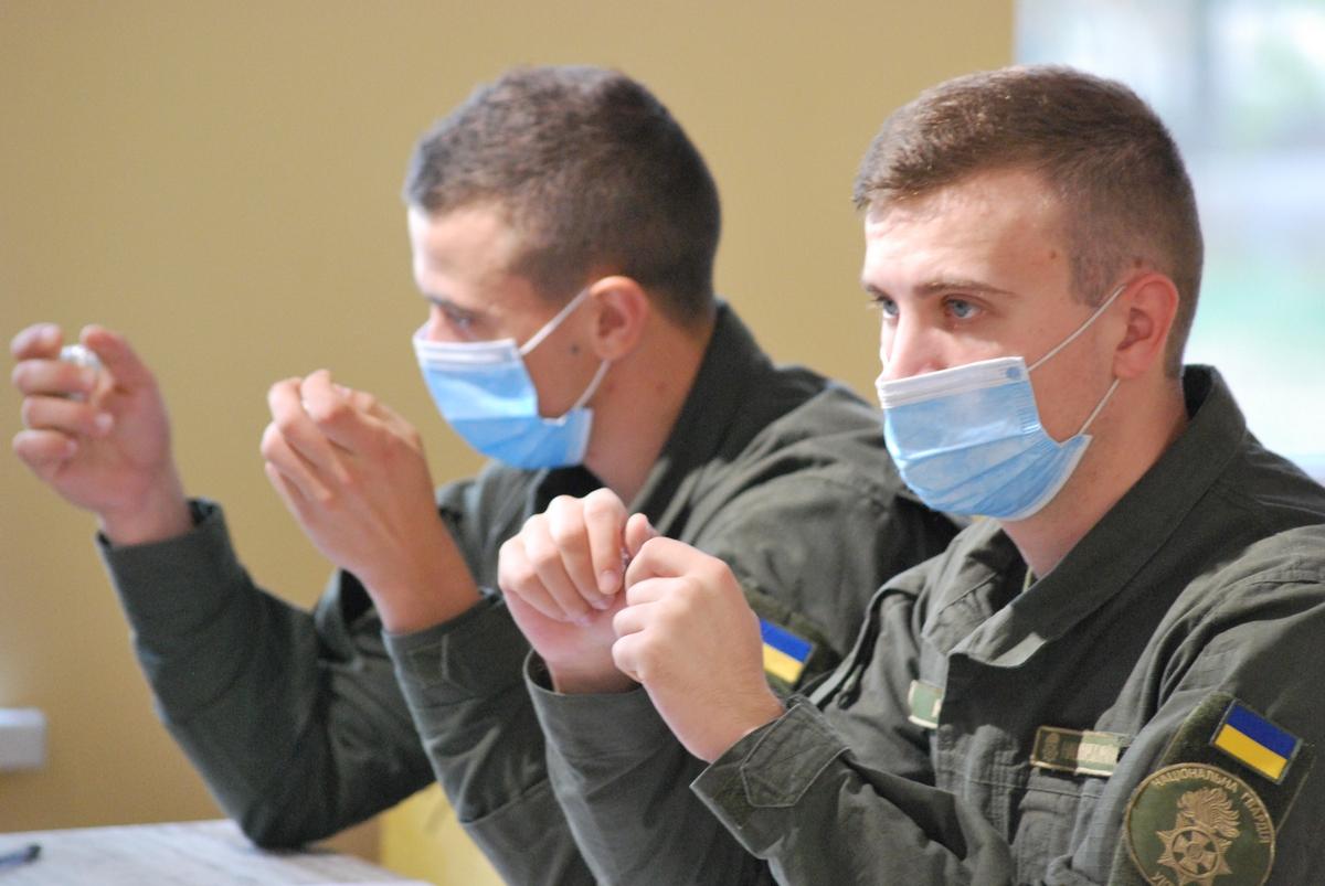 В Николаеве прошли сборы офицеров-психологов (ФОТО) 5