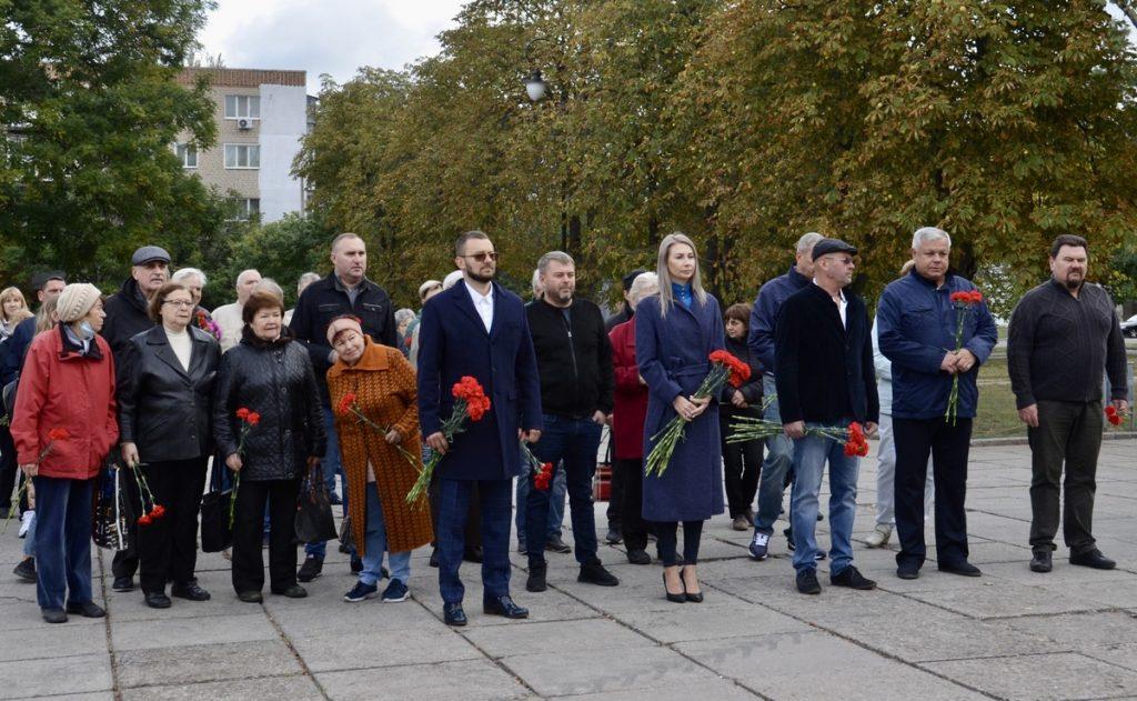 В День партизанской славы в Николаеве вспоминали подпольщиков и пионеров-героев (ФОТО, ВИДЕО) 11
