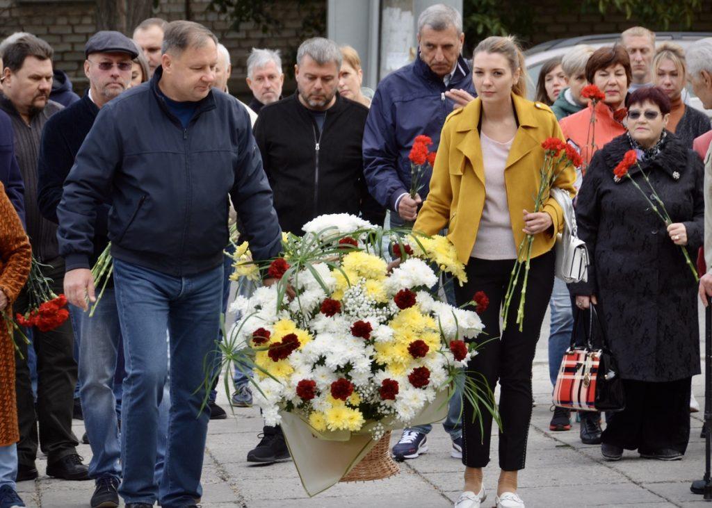 В День партизанской славы в Николаеве вспоминали подпольщиков и пионеров-героев (ФОТО, ВИДЕО) 5