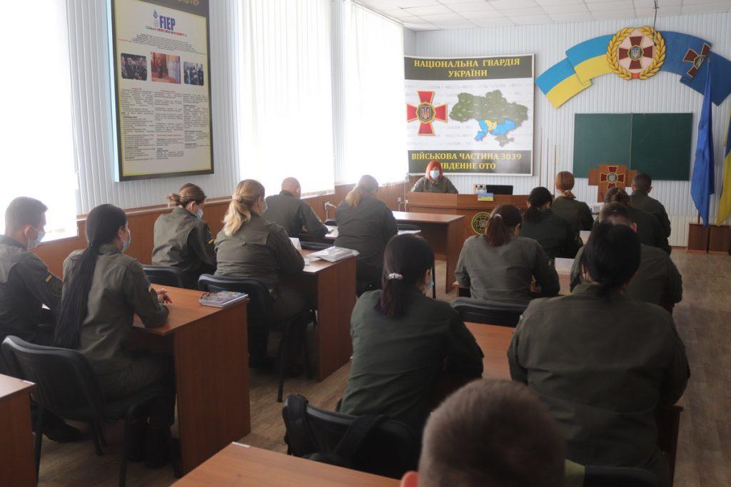 В Николаеве прошли сборы офицеров-психологов (ФОТО) 13