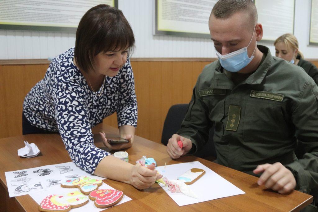 В Николаеве прошли сборы офицеров-психологов (ФОТО) 19