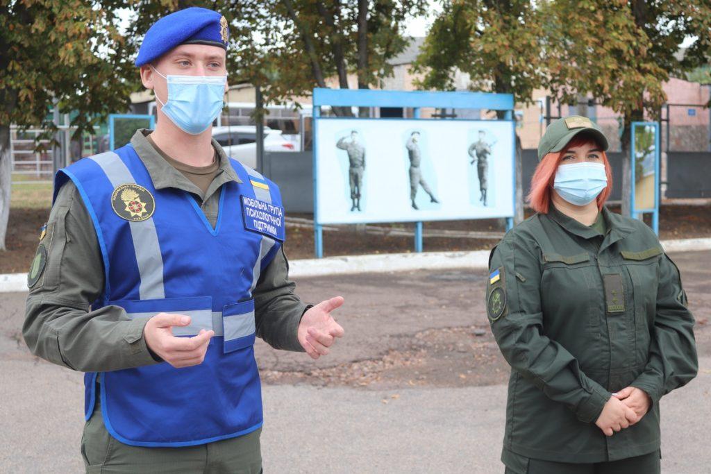 В Николаеве прошли сборы офицеров-психологов (ФОТО) 23