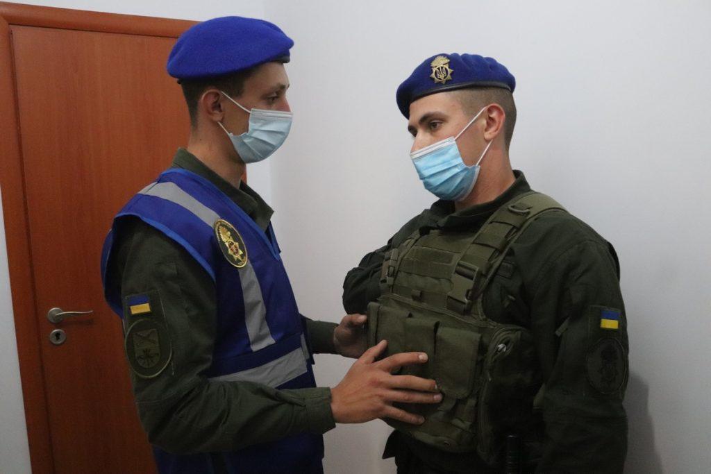 В Николаеве прошли сборы офицеров-психологов (ФОТО) 25