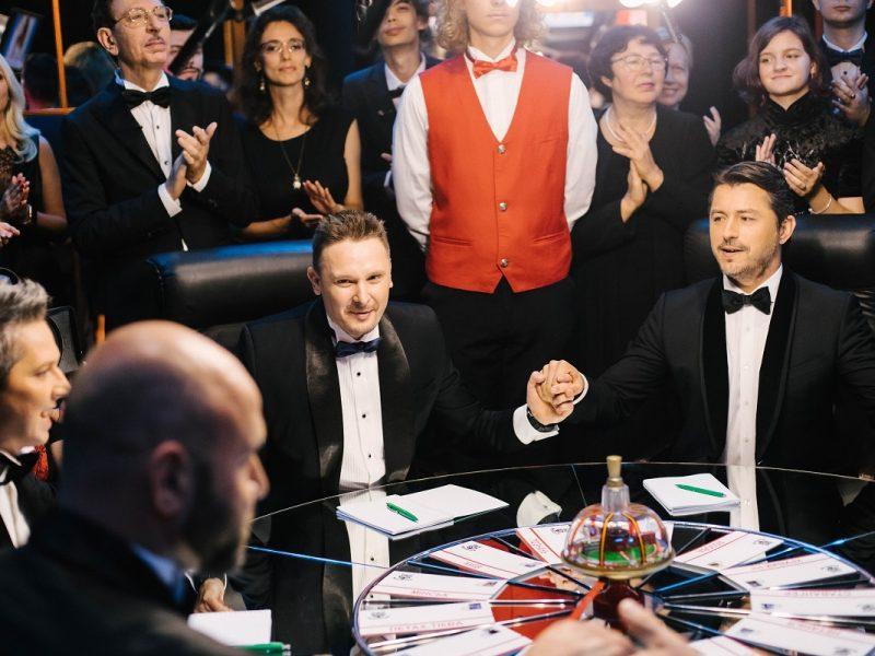 На украинское ТВ возвращается «Что? Где? Когда?»: список звездных знатоков (ФОТО)