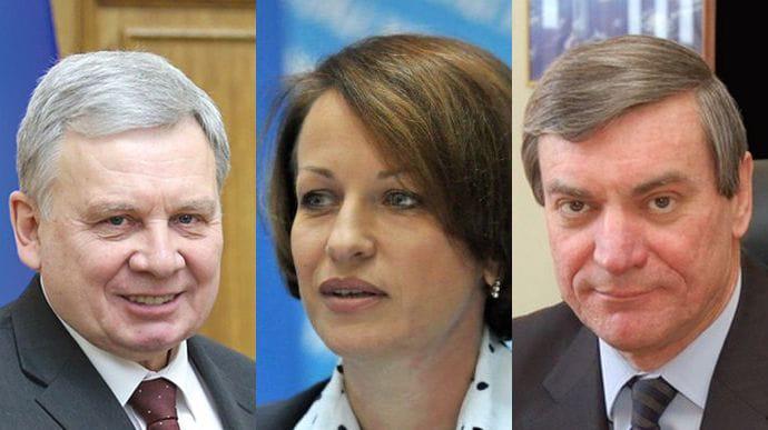 Трем министрам в правительстве Шмыгаля уже ищут замену