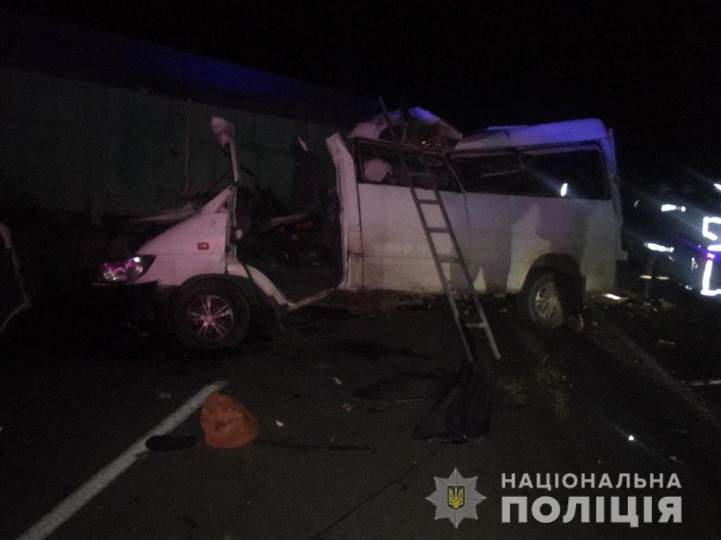 Тройное ДТП на Николаевщине - 4 погибших, 7 травмированных (ФОТО, ВИДЕО) 7