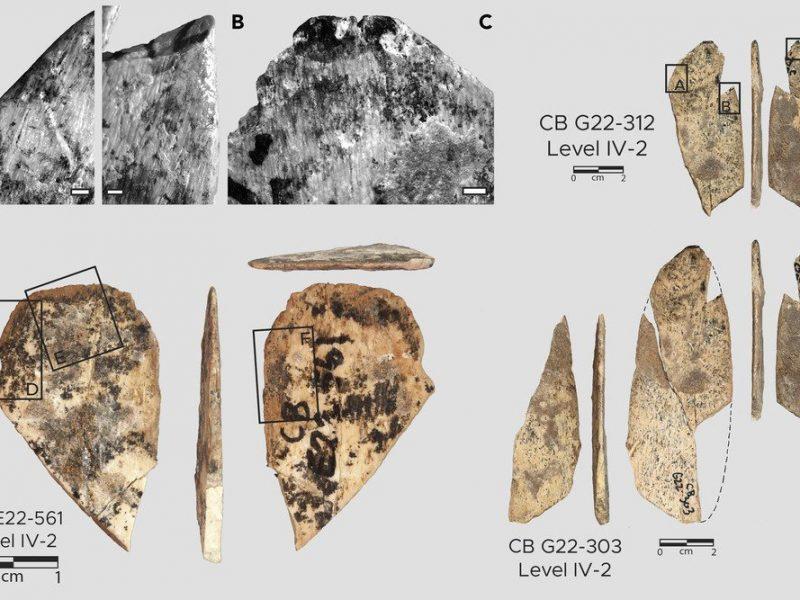 В Марокко нашли древнее «ателье», где шили одежду 120 тысяч лет назад