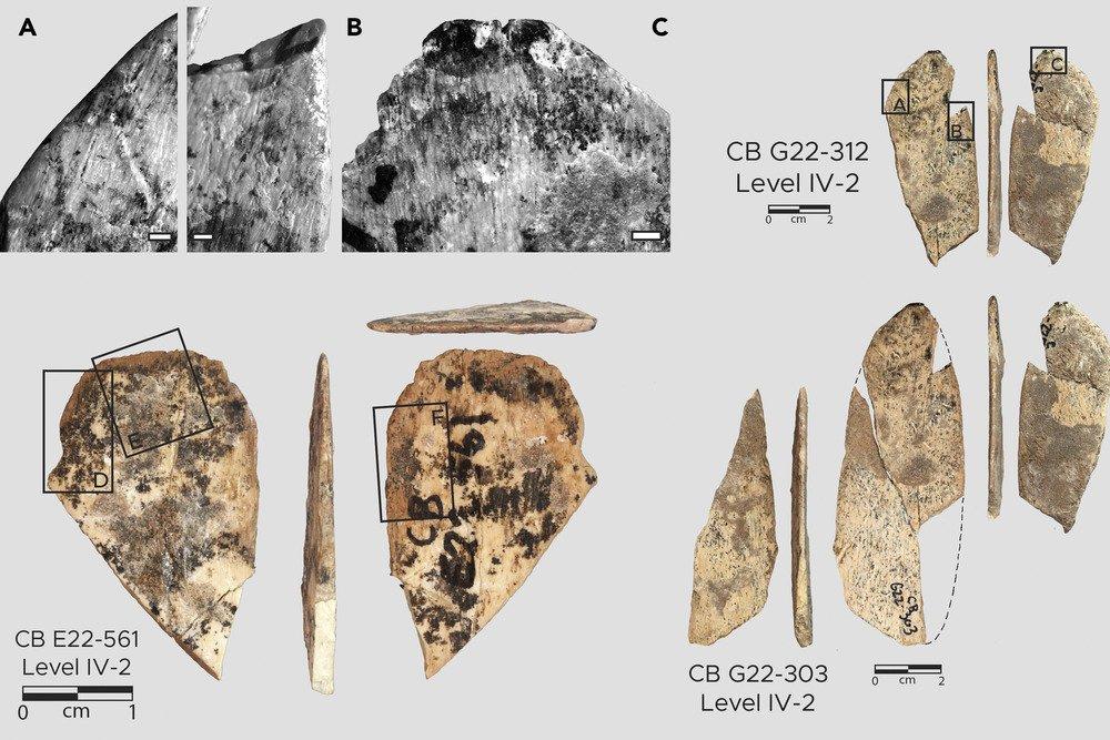 """В Марокко нашли древнее """"ателье"""", где шили одежду 120 тысяч лет назад 1"""