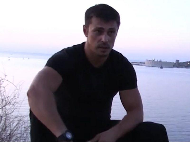 Мог сбежать. В Чехии арестовали россиянина Франчетти, задержанного по запросу Украины (ВИДЕО)