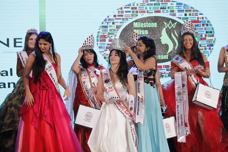 Депутат Николаевского горсовета получила корону победительницы конкурса красоты в Дубае 9