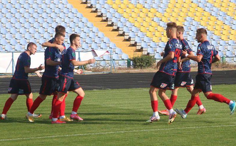 МФК «Николаев» дома одолел херсонский «Кристалл» (ВИДЕО)