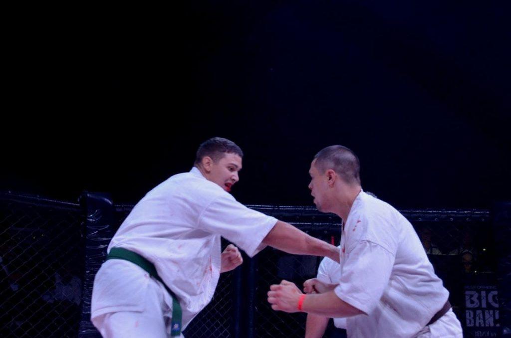 В Николаеве прошел профессиональный турнир по смешанным единоборствам. Среди победителей - николаевец (ФОТО, ВИДЕО) 13