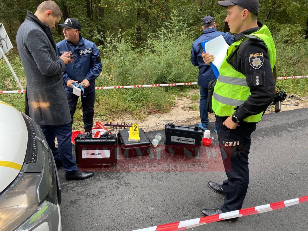 В лесу, из которого стреляли по машине Шефира, нашли труп (ФОТО 18+) 3