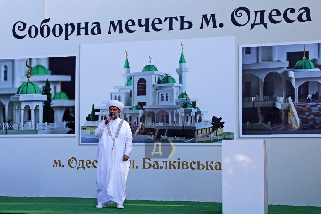 """В Одессе заложили самую большую в Украине мечеть и """"послали"""" афганских беженцев (ФОТО) 3"""